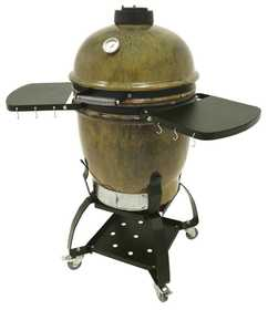 Bayou Classic 500-515 Cypress Ceramic Grill With Cart