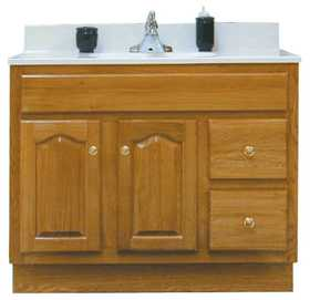 Osage Cabinet CDV3618D2 36x18 Classic Vanity