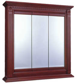 Osage Cabinet RTVS3030BC 30x30 Royal Cherry Mirror
