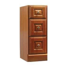 Osage Cabinet WSDB1221-3D Windsor 3 Drawer Bank