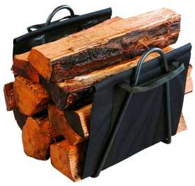 Panacea 15216 Log Tote With Stand Black