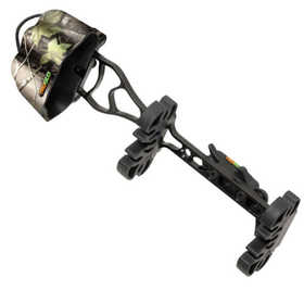 TRUGLO/Apex TG315A Tec 5 Arrow Quiver All Purpose Green Camo
