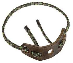 Paradox Products PBSL C-21 BowSling With Black/Brown/Gold/Acid Dark Brown Standard Camo Braided Strap