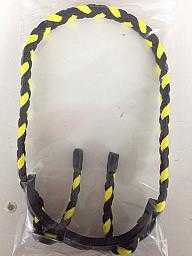 Paradox Products PBSL T-26 BowSling Black/Neon Yellow Standard Target Braided Strap