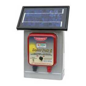 Parker McCrory Mfg. DF-SP-LI Solar Power Electric Fencer 6v