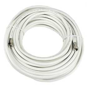Perfect Vision Mfg 036013 Coax Cable Patch Cord 50 ft White