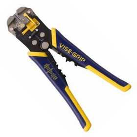 Irwin 2078300 8 in Vise-Grip Self Adjusting Wire Stripper