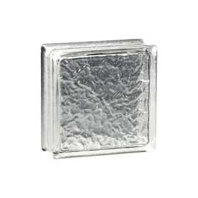 Pittsburgh Corning Corp 110435 Icescapes Glass Block 8x8x4