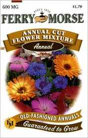 Ferry-Morse Seed Company 1009 Annual Cut Flower Mix Seeds