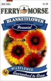 Ferry-Morse Seed Company 1018 Blanketflower Seeds