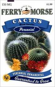 Ferry-Morse Seed Company 1022 Cactus Mixed Seeds