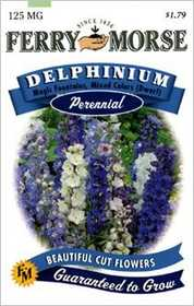 Ferry-Morse Seed Company 1045 Delphinium Magic Ft Seeds