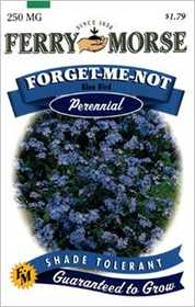 Ferry-Morse Seed Company 1050 Forget-Me-Not Blueb Seeds