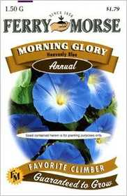 Ferry-Morse Seed Company 1093 Morning Glory Heavenly Seeds