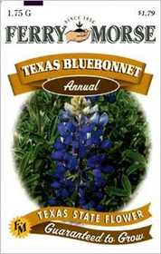 Ferry-Morse Seed Company 1164 Texas Bluebonnet Seeds