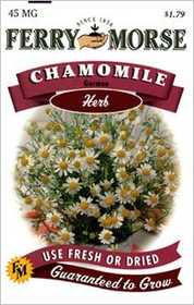 Ferry-Morse Seed Company 1263 Chamomile Seeds