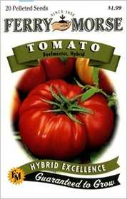 Ferry-Morse Seed Company 1391 Tomato Beefmaster Seeds