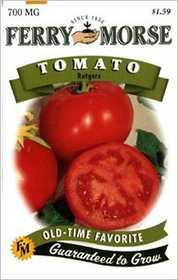 Ferry-Morse Seed Company 1403 Tomato Rutgers Seeds