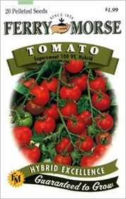 Ferry-Morse Seed Company 1409 Tomato Supersweet Seeds