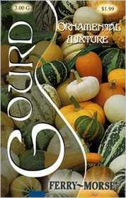 Ferry-Morse Seed Company 1894 Gourd Ornamental Mix Seeds