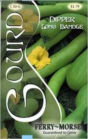 Ferry-Morse Seed Company 2109 Gourd Dipper Long Seeds