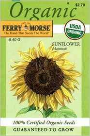 Ferry-Morse Seed Company 3001 Sunflower Mammoth Seeds