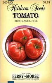 Ferry-Morse Seed Company 3762 Tomato Mortgage Lft Seeds