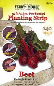 Ferry-Morse Seed Company 0821 Seed Tape Beet Seeds