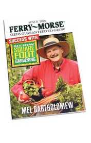Ferry-Morse Seed Company 0942 All New Sq Ft Gardening Book