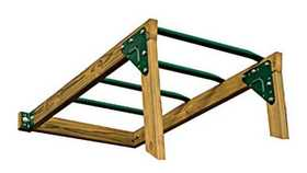Playstar ps 7766 climbing bar kit at sutherlands for Sutherlands deck kits