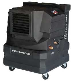 PORT-A-COOL, LLC PACCY02 Cyclone 2000 Portable Evaporative Cooler