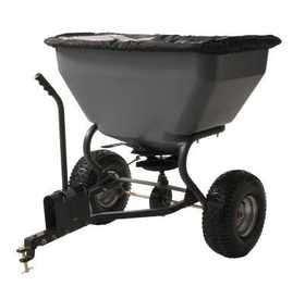 Precision Products TBS7000RDOS 7 Series 200 Lb Tow Behind Broadcast Spreader With Rain Cover