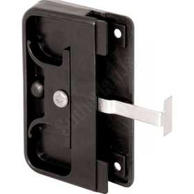 Prime Line Products A 142 Door Latch/Pull Sc Sliding Mortise
