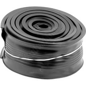 Prime Line Products CCGD 12294 Door Bottom Seal Metal 16 ft Black