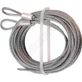Prime Line Products GD 52100 Garage Door Extension Spring Cable 1/8 in Set