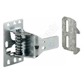 Prime Line Products GD 52124 Garage Door Side Mount Snap Lock
