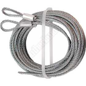 Prime Line Products GD 52161 Garage Door Extension Cable 14 ft x5/32 Heavy Duty