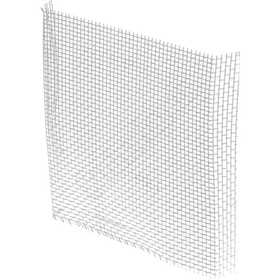Prime Line Products P 8098 Patch Screen 3 in x3 in Aluminum 5/Pk