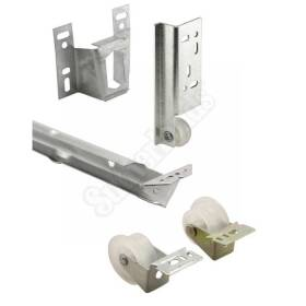 Prime Line Products R 7137 Track Drawer Monorail Kit Metal
