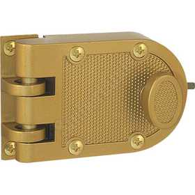 Prime Line Products U 9970 Deadlock Jimmy Proof Surface Mount