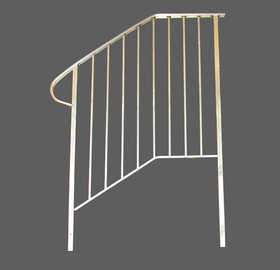 Century Group 11057S-R Concrete Step Railing 5-Tread