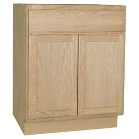 Continental Cabinets B27OHD 27 in Base Cabinet