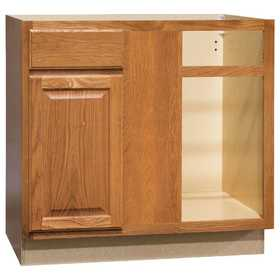 Continental Cabinets CBKBBC45-MO Blind Base Corner Cabinet
