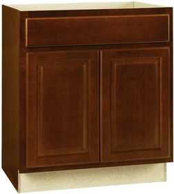 Continental Cabinets CBKSB30-COG 30 in Sink Base Cabinet