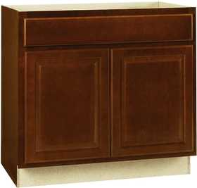 Continental Cabinets CBKSB36-COG 36 in Sink Base Cabinet