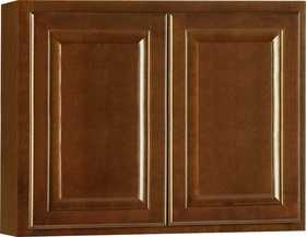 Continental Cabinets CBKW3024-COG 30 in X 24 in Wall Bridge Cabinet