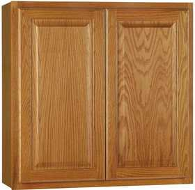 Continental Cabinets CBKW3030-MO 30 in X 30 in Wall Cabinet