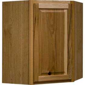 Continental Cabinets CBKWD2430-NHK 24 in X 30 in Corner Wall Cabinet