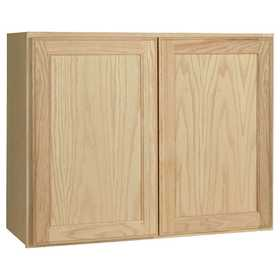 Continental Cabinets W3024OHD 30 in X 24 in Wall Bridge Cabinet