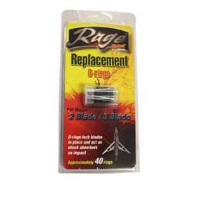 Rage Outdoors 32000 Rage Replacement O-Rings